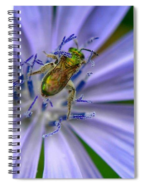 Embraced Spiral Notebook