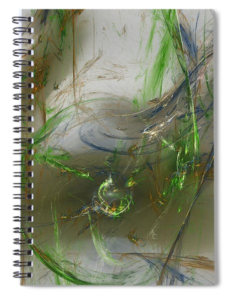 Embracing The Paradox Spiral Notebook