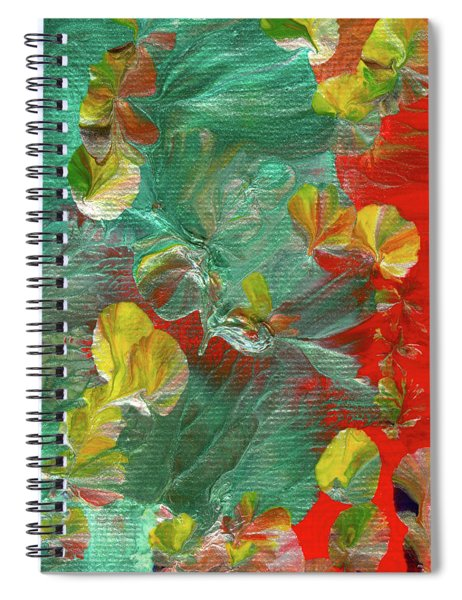 Emerald Island Spiral Notebook