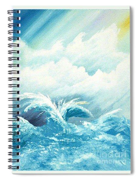 Emotion Spiral Notebook