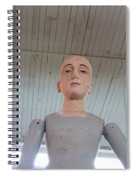 Emotional Escrow Spiral Notebook