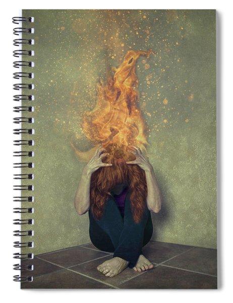 Empath Spiral Notebook