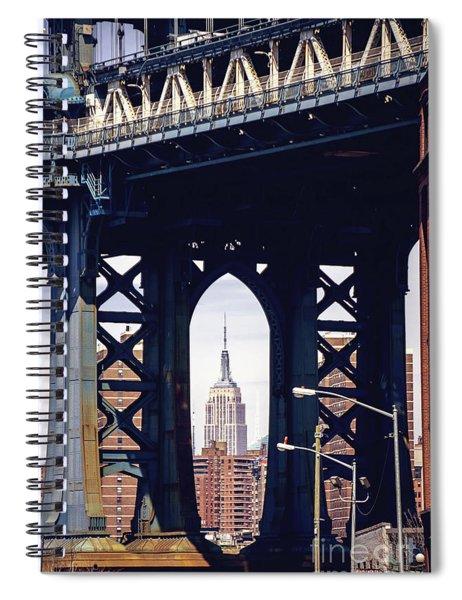 Empire Framed Spiral Notebook