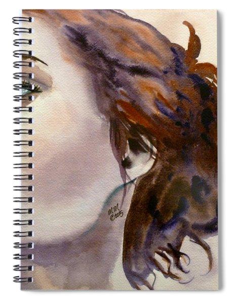 Empowered Spiral Notebook