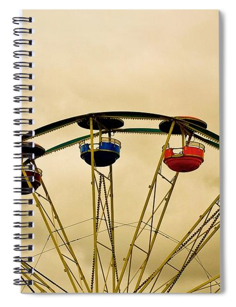 Empty Seats Spiral Notebook