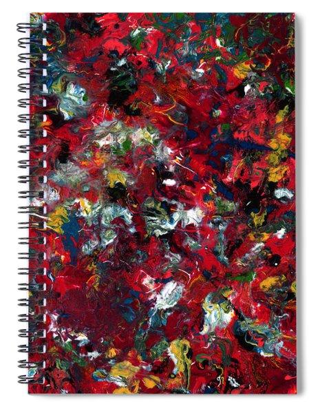 Enamel 1 Spiral Notebook