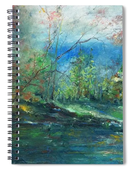 Enchanted Afternoon Spiral Notebook