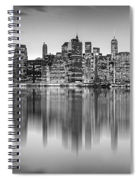 Enchanted City Spiral Notebook
