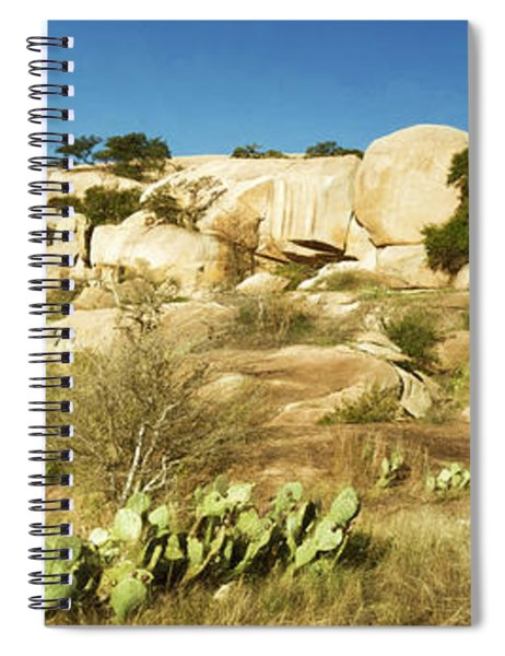 Enchanted Rock State Natural Area Spiral Notebook
