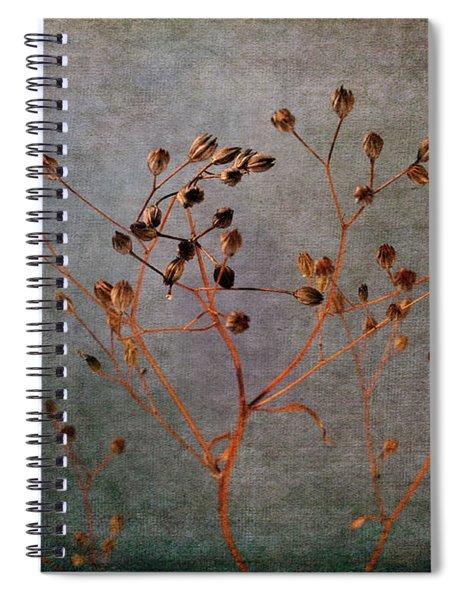 End And Beginning Spiral Notebook
