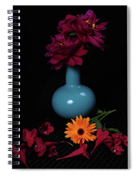Energy And Enthusiasm Spiral Notebook