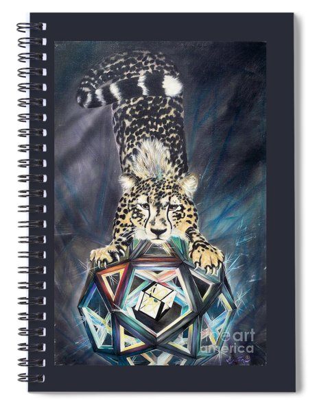 Environmental     Energy Play Spiral Notebook