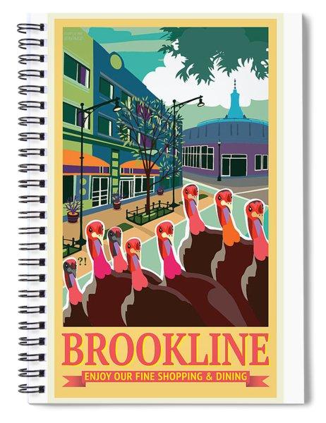 Enjoy Our Shopping Spiral Notebook