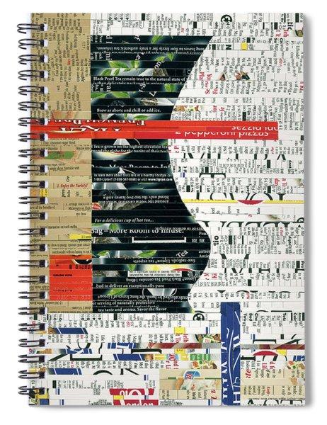 Enjoy The Variety Spiral Notebook