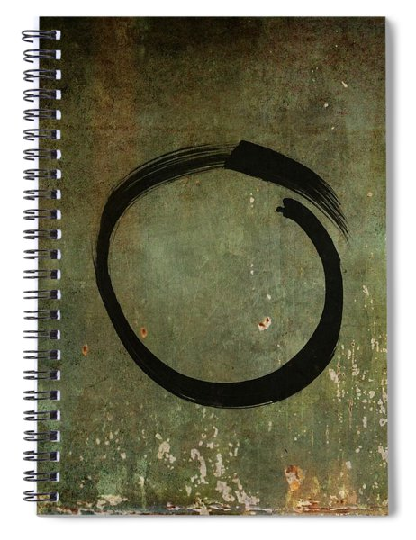 Enso #6 - As Time Goes By Spiral Notebook