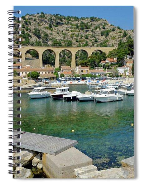 Ensues La Redonne Sea Resort Spiral Notebook
