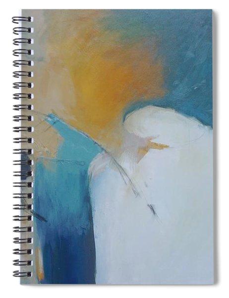 Entry Spiral Notebook