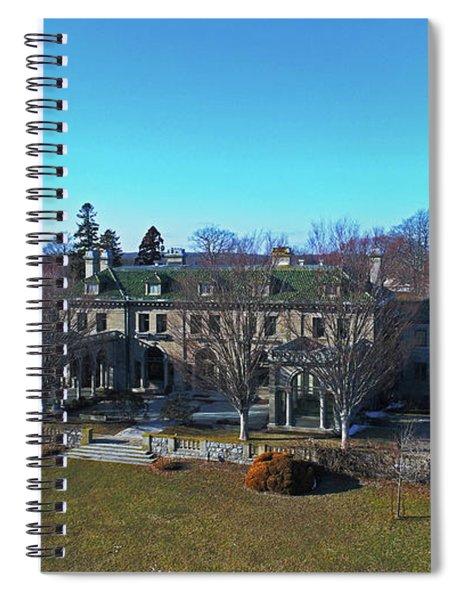 Eolia Mansion Spiral Notebook