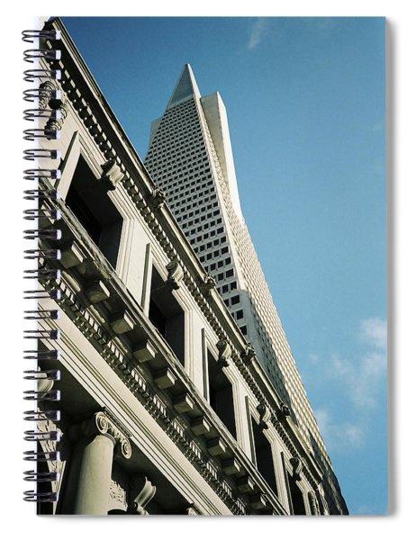 Eras, San Francisco Spiral Notebook