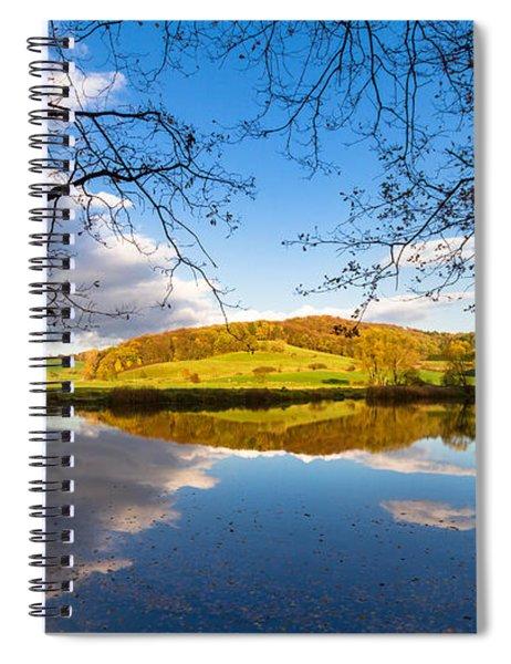 Erdfallsee, Harz Spiral Notebook