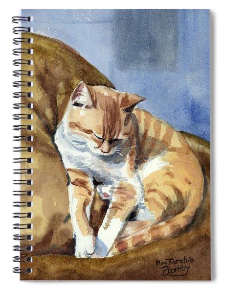 Ernesto Spiral Notebook