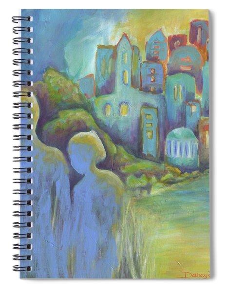 Escape Spiral Notebook