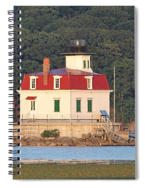 Esopus Lighthouse Spiral Notebook