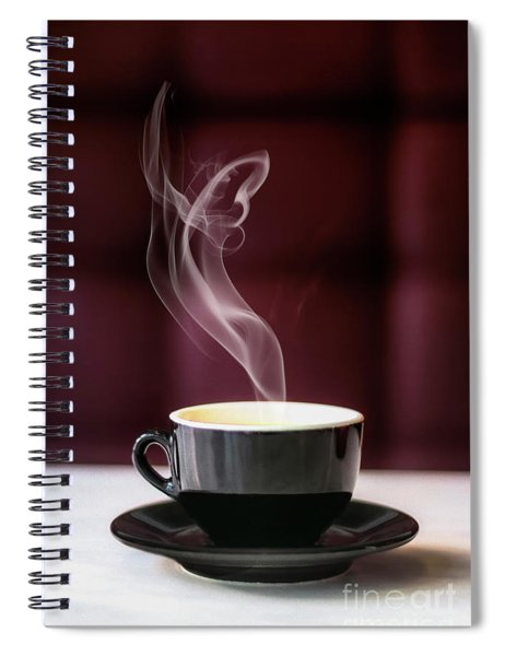 Espress Yourself Spiral Notebook