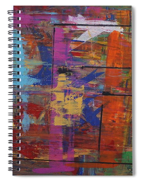 Essence Spiral Notebook