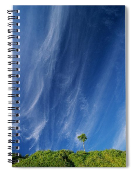 Essence Of One      Spiral Notebook