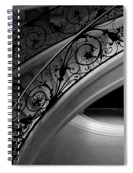 Eternal Staircase Spiral Notebook