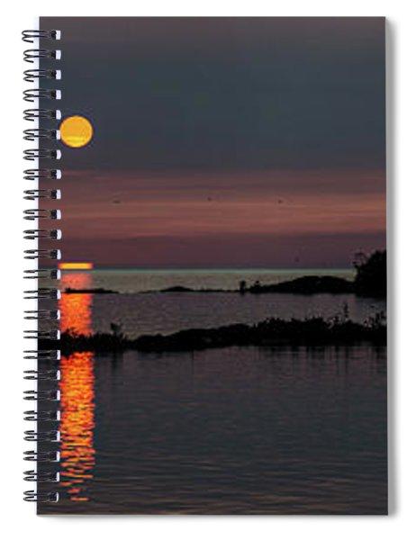 Eternal Summer Spiral Notebook