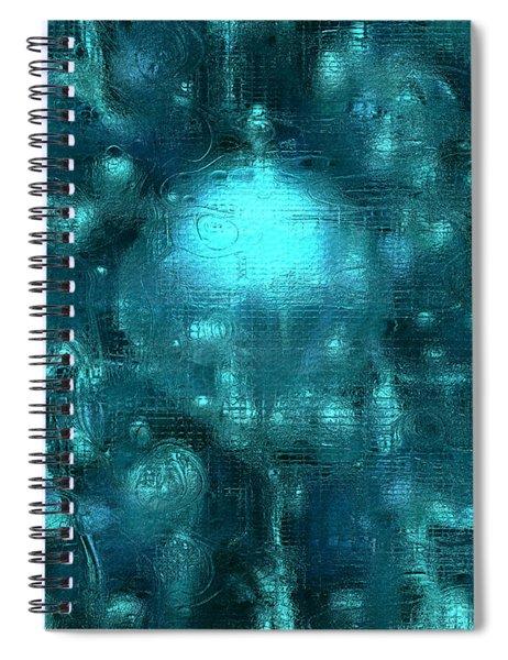 Eternal Winter Spiral Notebook