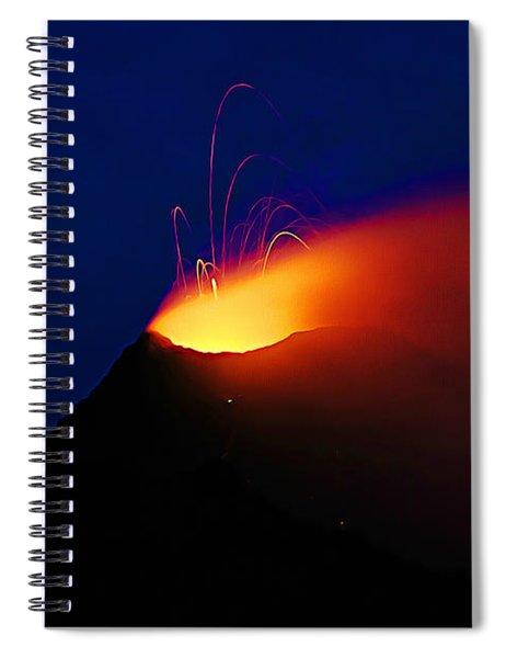 Etna Spiral Notebook