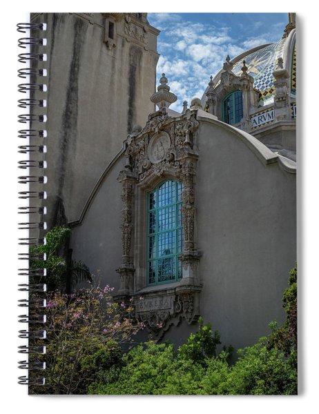 Eureka Spiral Notebook