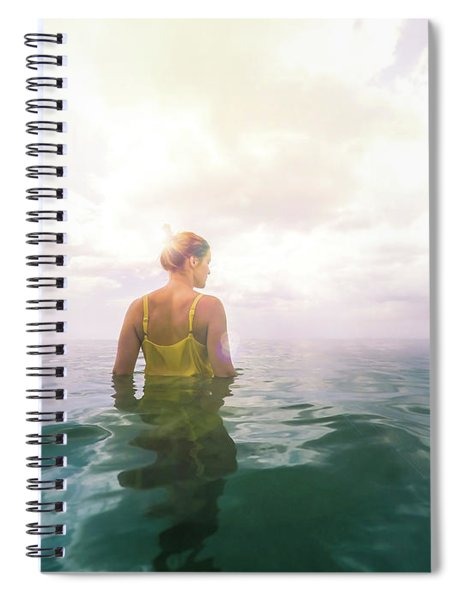Eutierria Spiral Notebook