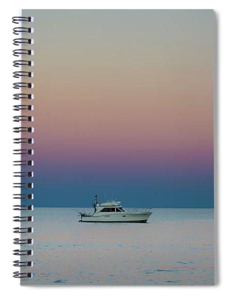 Evening Charter Spiral Notebook