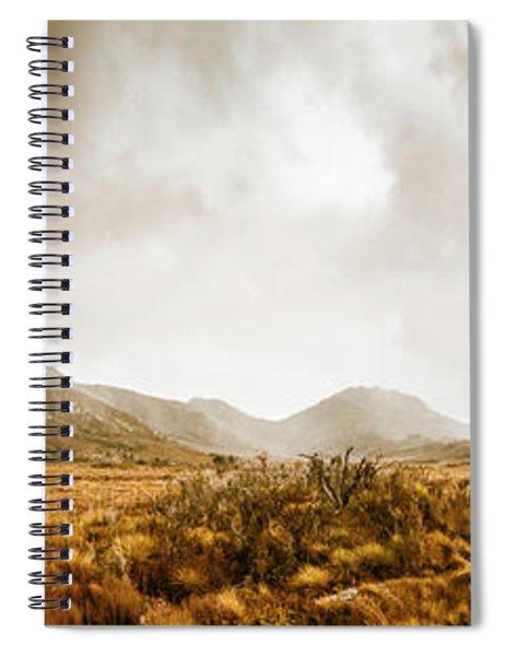 Ever Expansive Tasmania Spiral Notebook