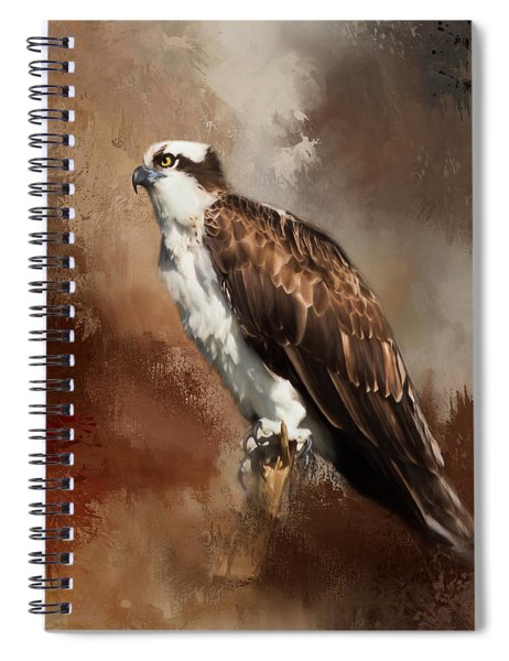 Ever Watchful Spiral Notebook