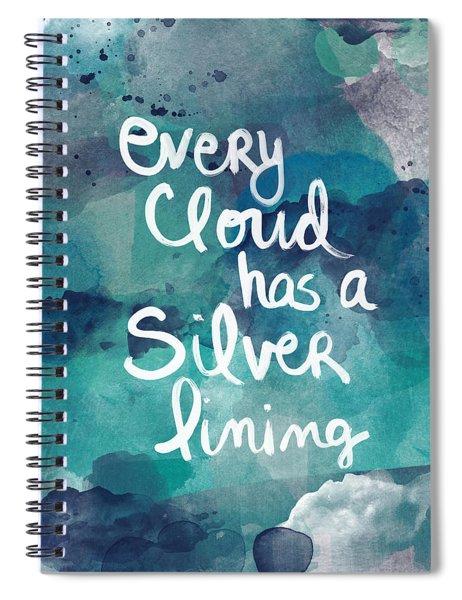 Every Cloud Spiral Notebook
