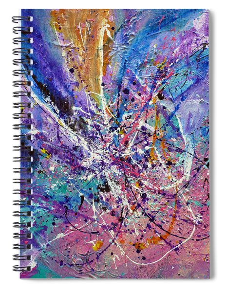Every Single Second Spiral Notebook
