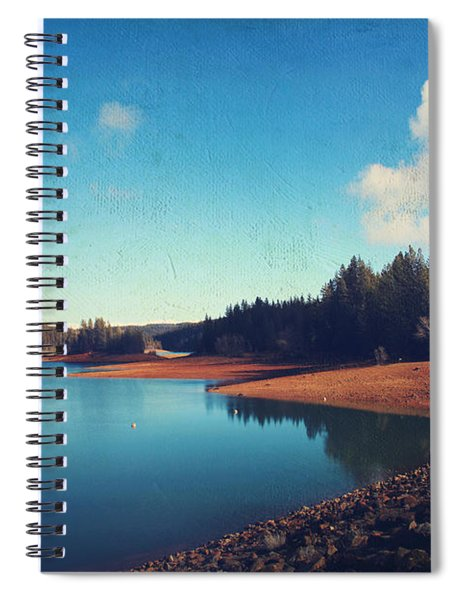 Every Time I Think Of You Spiral Notebook