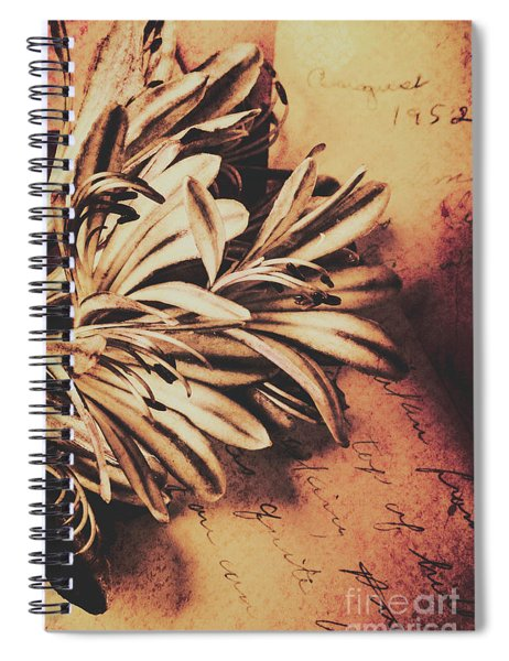 Every Word Handwritten Spiral Notebook