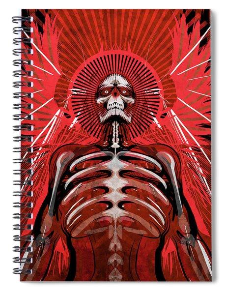 Excoriation Spiral Notebook