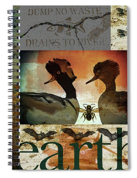 Exemplifies The Remarkable Breadth Spiral Notebook