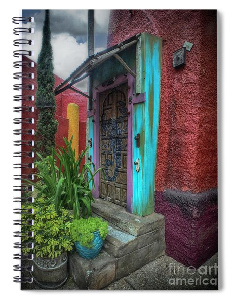 Exoctic Places Spiral Notebook
