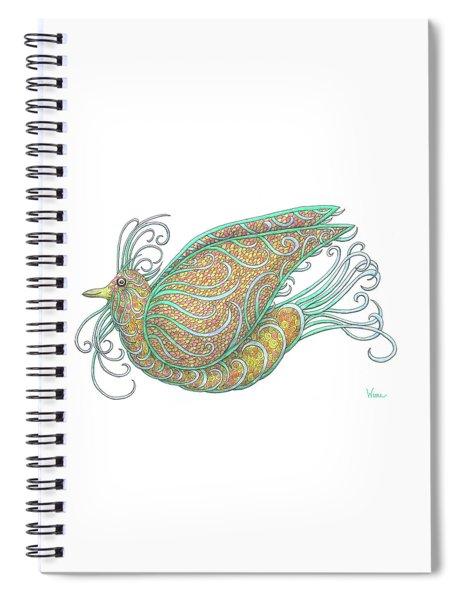 Exotic Bird IIi Spiral Notebook