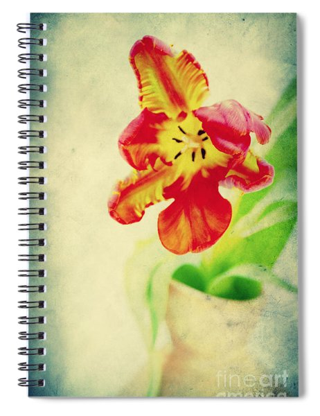 Exotic Tulip Spiral Notebook