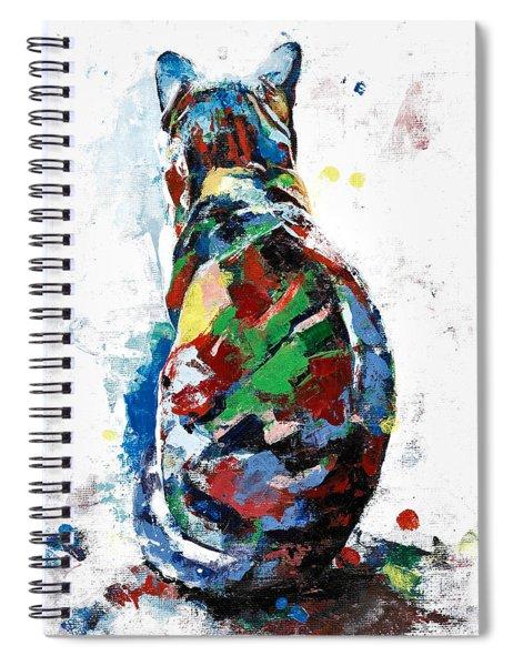 Expectation Spiral Notebook