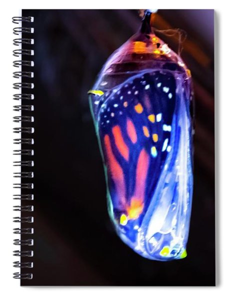 Expectation Spiral Notebook
